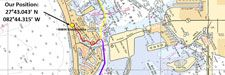 Click for nautical chart
